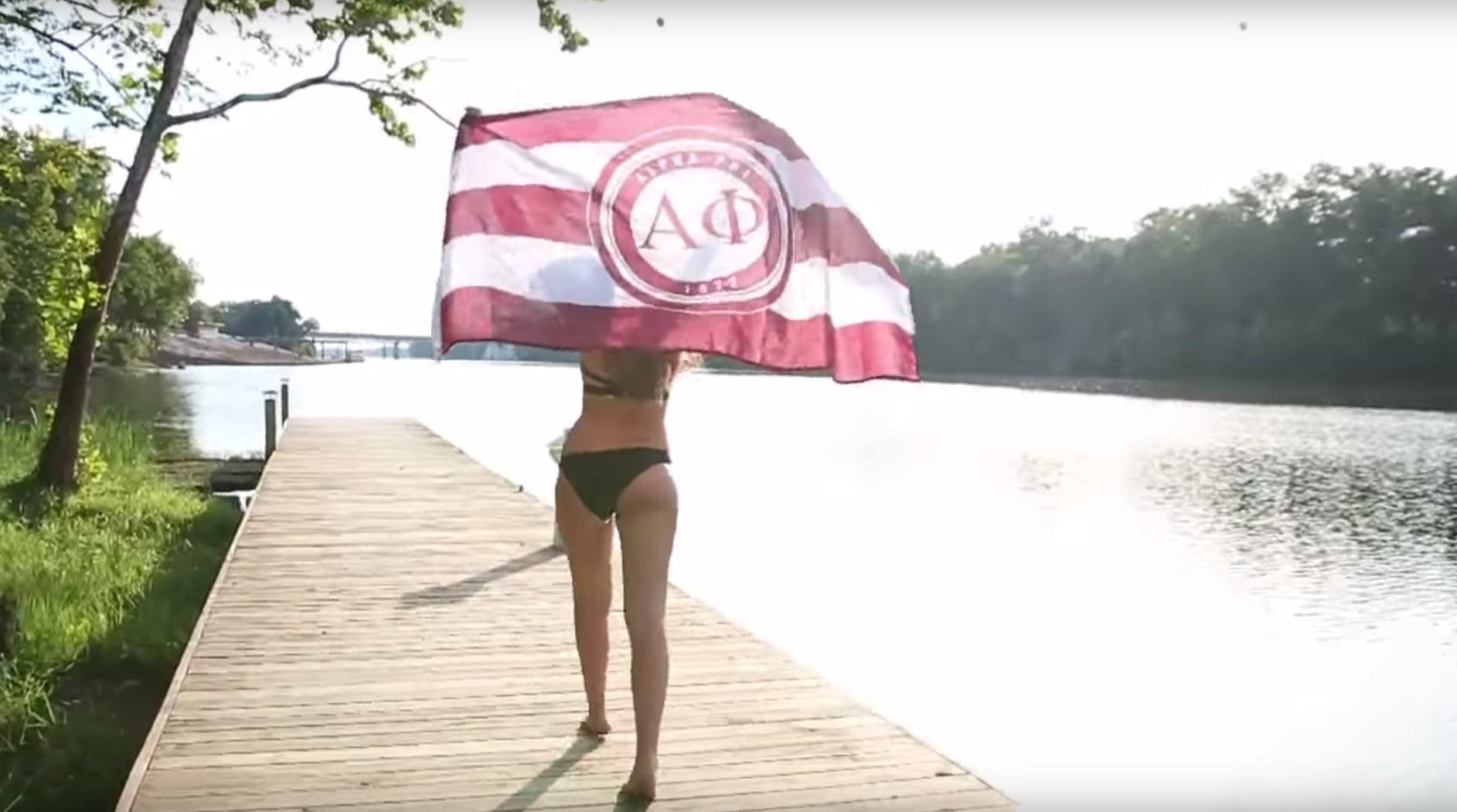 University of Alabamas Alpa Phi sorority deletes YouTube