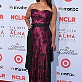 Judy Reyes from Scrubs attended the event.