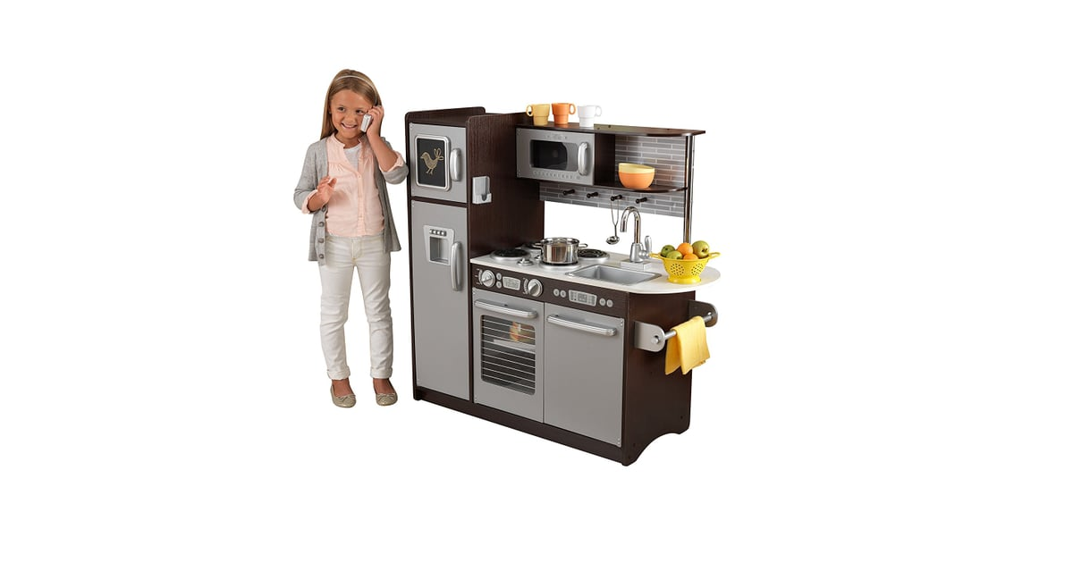 KidKraft Uptown Espresso Kitchen | The Best Toys and Gift ...