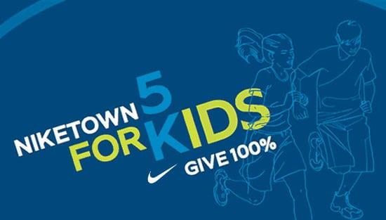 """""""ACT""""ivism: NikeTown 5K"""