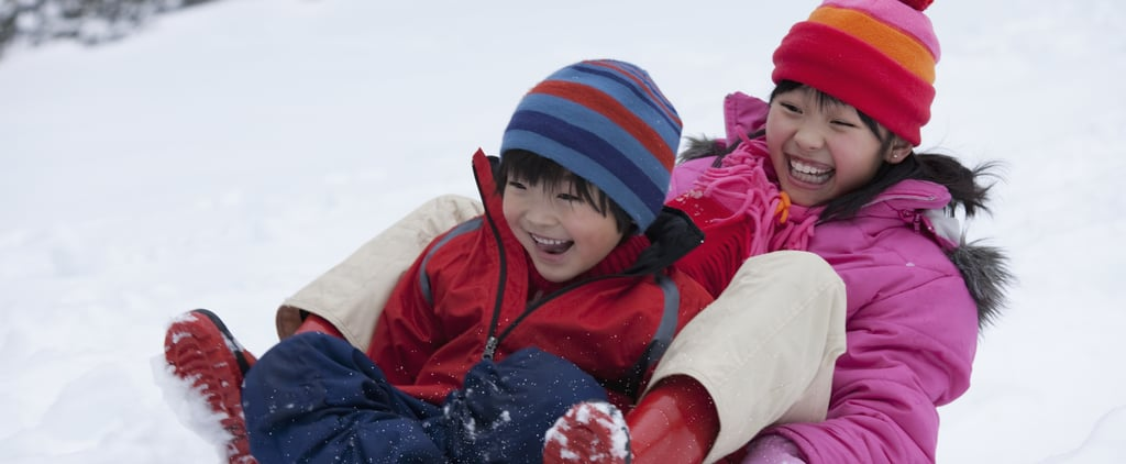 How Long Can Kids Stay in the Snow?