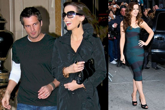 Kate Beckinsale Fights Possums and Wolves