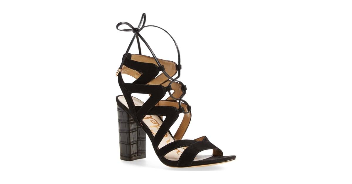 4973f32c408aa5 Sam Edelman Yardley Lace-Up Sandal ( 130)