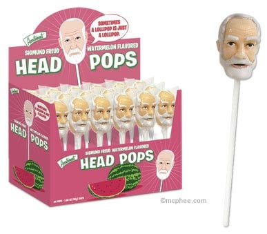 Off With Their Heads Lollipops