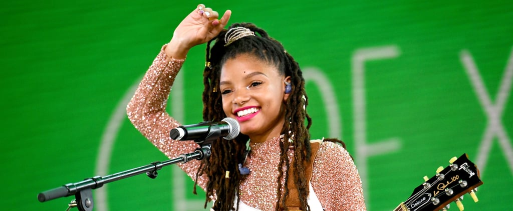 Halle Bailey's Best Beauty Looks