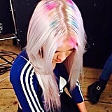 Rainbow Roots Is the New Cool Way to Cover Up Your Grays