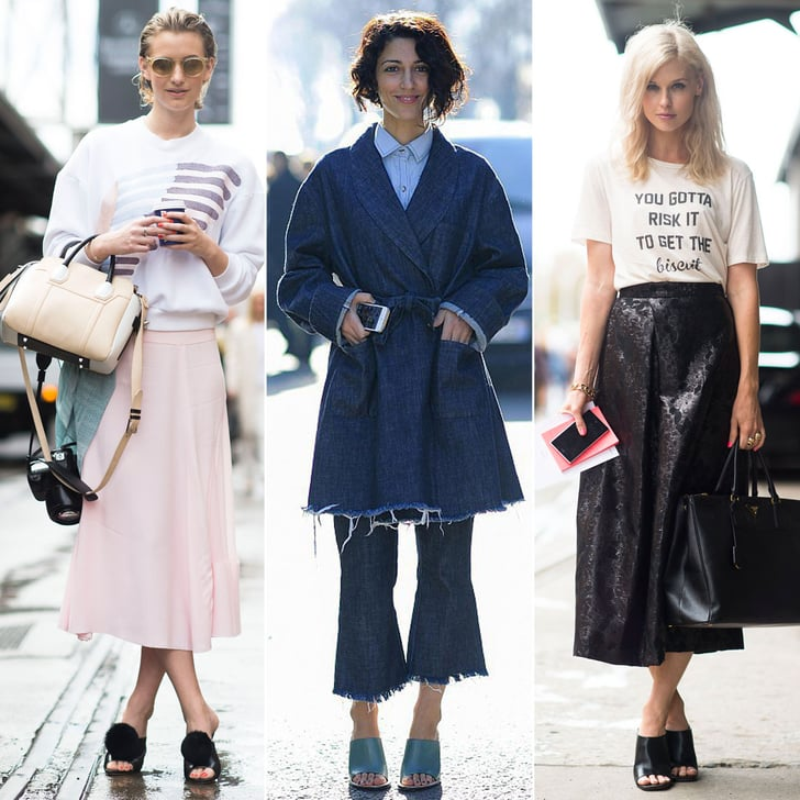 Raid Your Grandma's Shoe Closet — and Look THIS Cool