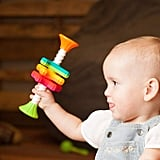 Fat Brain Toys MiniSpinny Baby Toy