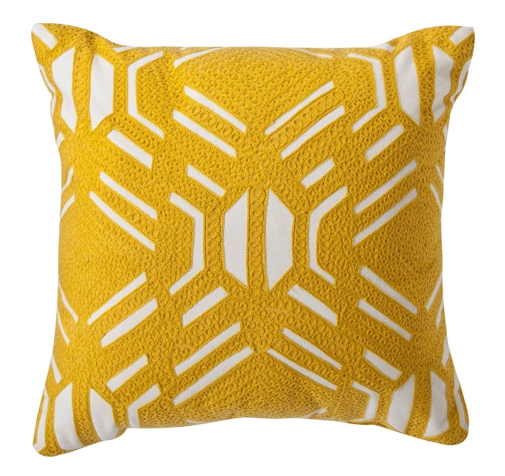 Room Essentials Decorative Throw Pillow ($20) | Target Dorm Decor ...