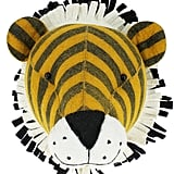 The Well Appointed House Fiona Walker England Stripe Print Tiger Head Wall Decor For Kids
