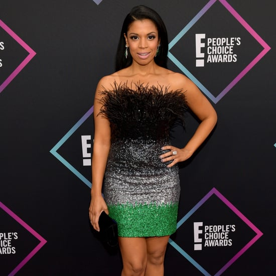 Susan Kelechi Watson People's Choice Awards Dress 2018