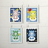Care Bears Unframed Wall Art ($20 each)