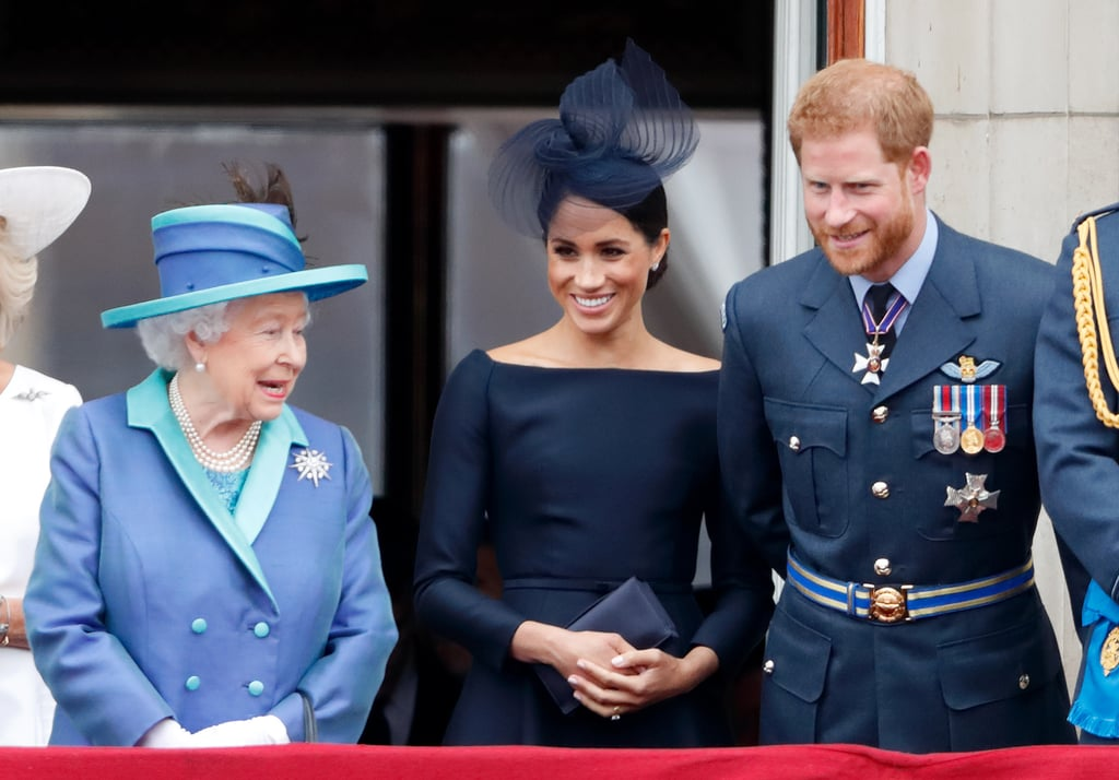"""Even though they have stepped down as senior royals, Prince Harry and Meghan Markle are still on good terms with Queen Elizabeth II. During their explosive tell-all with Oprah Winfrey on 7 March, the couple shed light on what their relationship is currently like with the reigning monarch. After Meghan recalled their """"lovely"""" first meeting, the Duke and Duchess of Sussex set the record straight, saying they did not blindside the queen when they announced their royal exit in January 2020. """"I never blindsided my grandmother. I have too much respect for her,"""" Harry said.  During another point in the interview, Harry revealed, """"I've spoken more to my grandmother in the last year than I have done for many, many years."""" He also confirmed that they've done a few Zoom calls with their 1-year-old son Archie. """"My grandmother and I have a really good relationship and understanding. I have a deep respect for her. She's my commander-in-chief, right?"""" Meghan also revealed that she personally called the queen after learning that Prince Philip was recently hospitalised. """"This morning, I woke up earlier than H, and saw a note from someone on our team in the UK saying that the Duke of Edinburgh had gone to the hospital, but I just picked up the phone and I called the queen just to check in,"""" Meghan told Oprah. """"That's what we do."""" Prior to the Oprah interview, Harry revealed that the queen sent Archie a waffle maker for Christmas because he loves having waffles for breakfast. So, based on what Harry and Meghan have shared so far, we'd say their relationship with the queen is still going strong.       Related:                                                                                                           6 Alarming Similarities Between Meghan Markle and Princess Diana's Tell-All Interviews"""