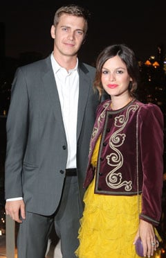 Pictures of Rachel Bilson and Hayden Christensen Who Have Confirmed Their Engagement Is Off Officially Over