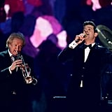 And Robin Thicke Paired With Chicago