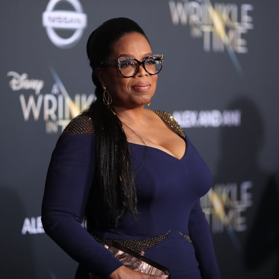 Oprah Says Her Wrinkle in Time Character Looks Like Beyonce