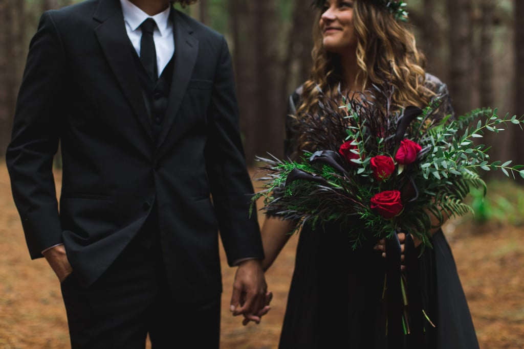 Boho Forest Wedding in Maui