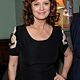 Susan Sarandon popped up at the Parkland afterparty.