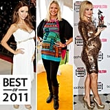 Which Brit Was The Best Dressed Mum-to-Be in 2011?