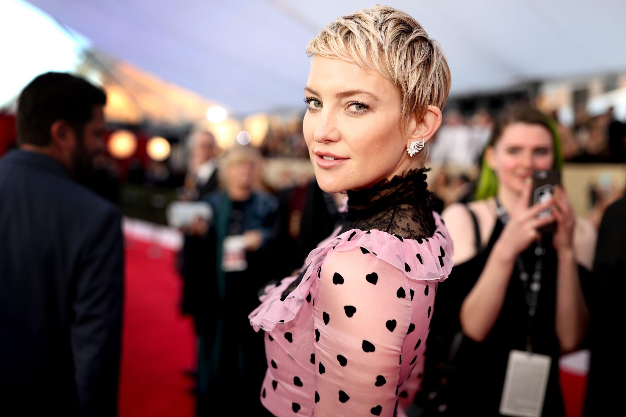 Kate Hudson Pixie Haircut Stylis Interview With Riawna Capri Popsugar Beauty