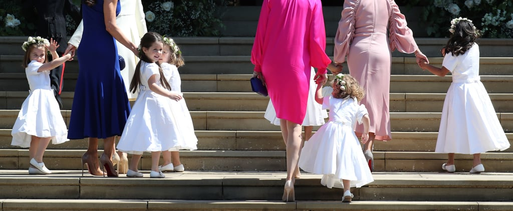 Bridesmaid Outfits at the Royal Wedding 2018