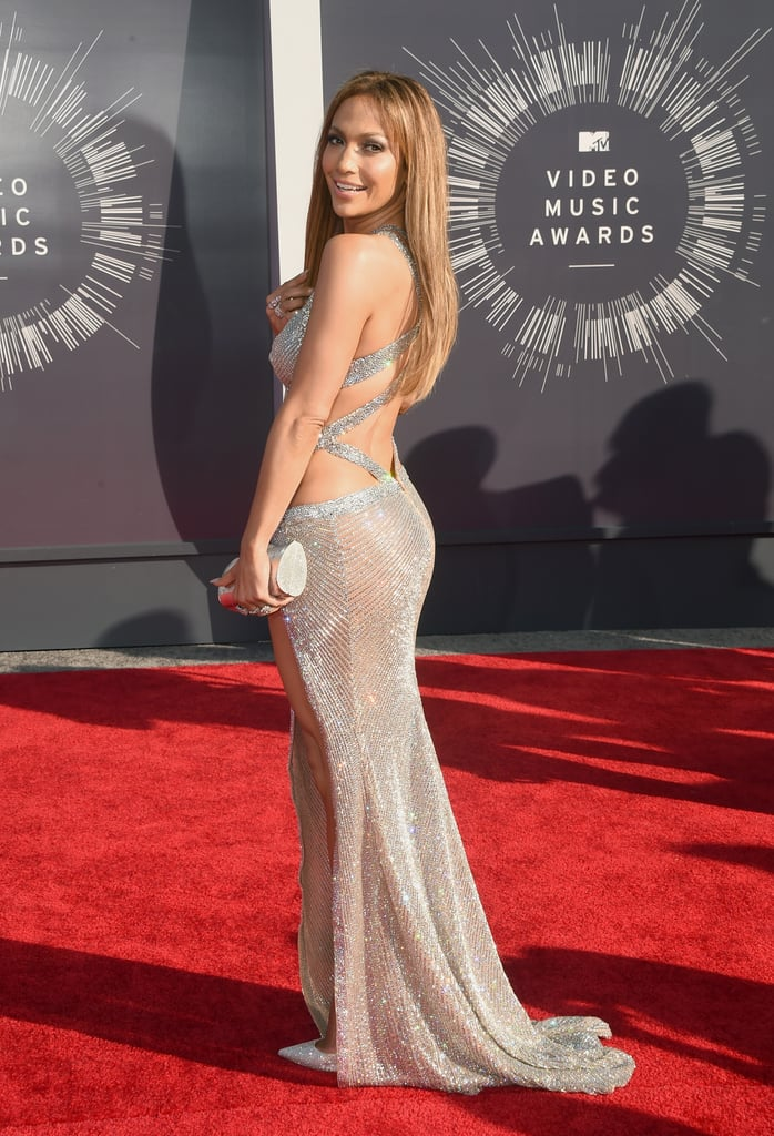 At the 2014 MTV Video Music Awards