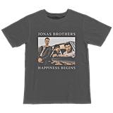 Jonas Brothers Happiness Begins T-Shirt