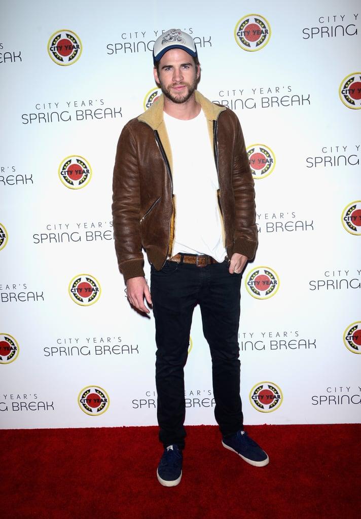 Liam Hemsworth, 25