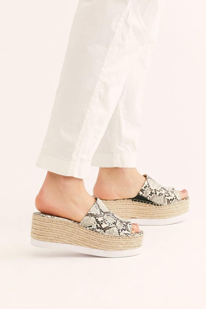 Charles David Cabo Flatform Sandals