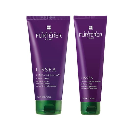 If you're looking for a gentle shampoo that smells amazing and smoothes frizz, René Furterer has you covered. The brand's heat-protecting Lissea Shampoo ($28) and Lissea Conditioner ($30) contain a lush blend of bergamot, cardamom, vanilla, sandalwood, and ginger, while alkekengi (aka Chinese lanterns) extract controls unruly strands. — JR