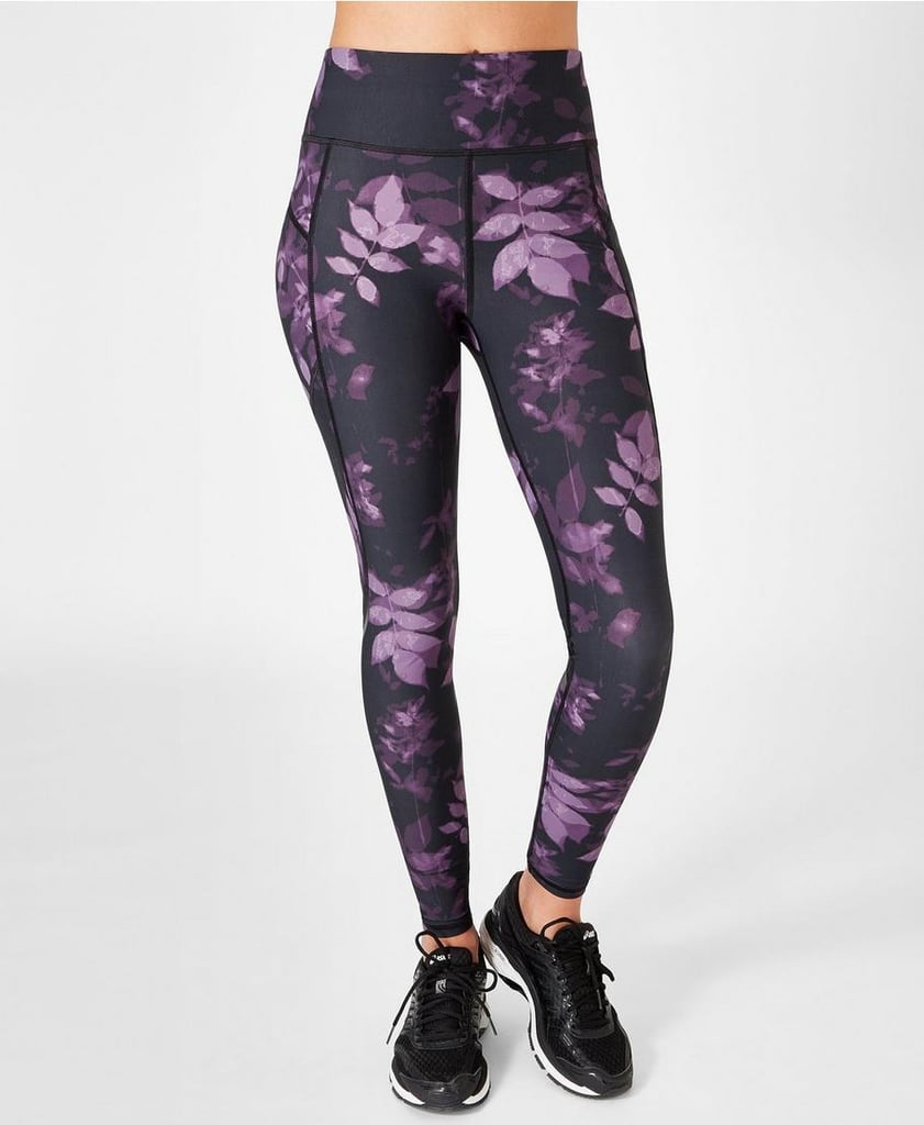 cute cheap run shoes picked up Leggings That Don't Show Sweat | POPSUGAR Fitness