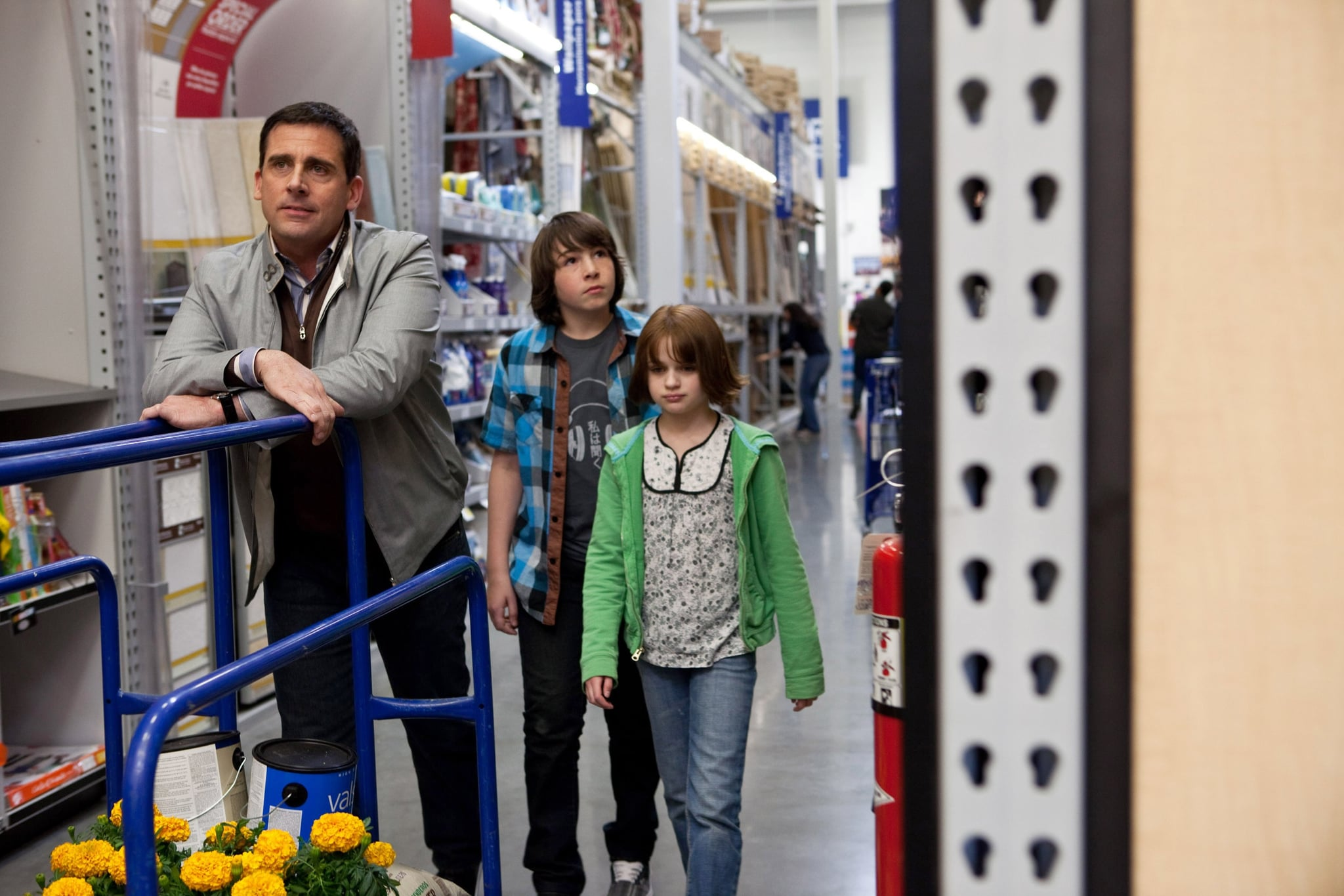 Steve Carell in Crazy, Stupid, Love