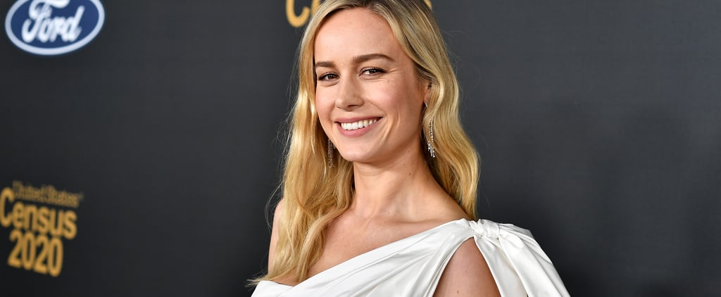 """Watch Brie Larson Sing """"The 1"""" by Taylor Swift 