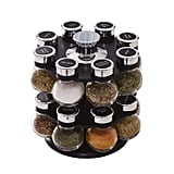 Kamenstein Ellington 16-Jar Revolving Countertop Spice Rack
