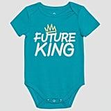Well Worn Baby's Future King Bodysuit