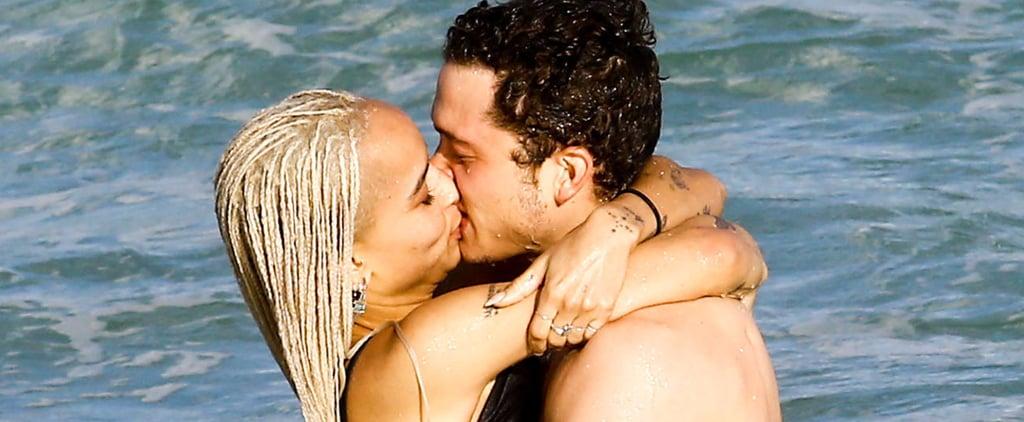 Zoë Kravitz's Bikini Body Makes a Splash in Miami, Leaves Us at a Loss For Words
