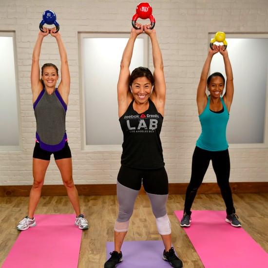 20-Minuten-Kettlebell-Workout