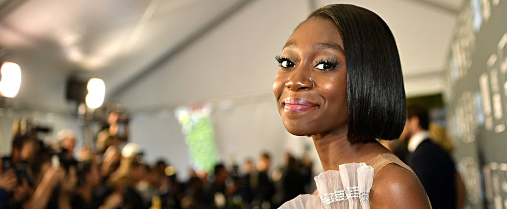 Shahadi Wright Joseph on Them and Being a Role Model