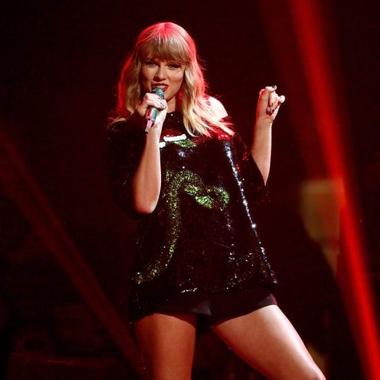 Taylor Swift Reputation Tour Details