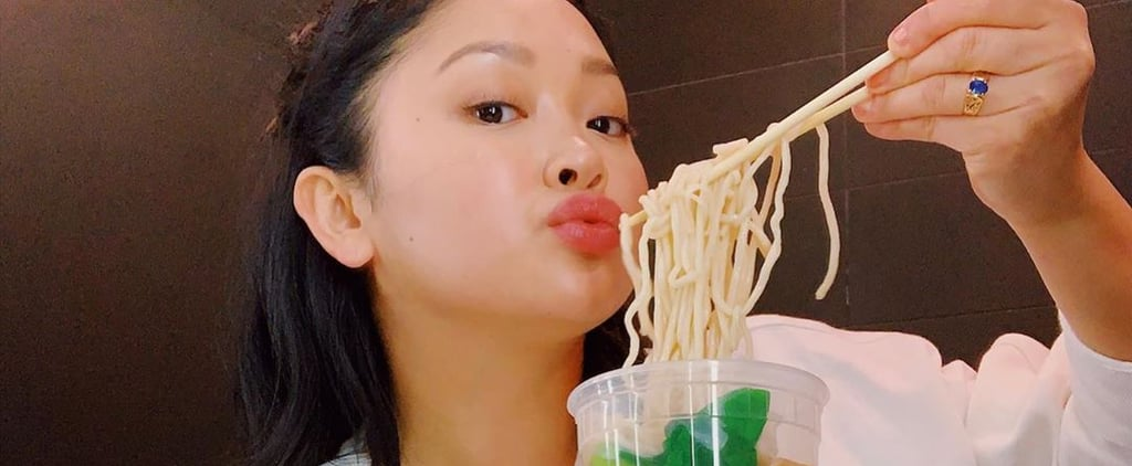 31 Times Lana Condor Expressed Her Love of Food on Instagram