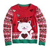 Queen Cat Ugly Christmas Sweater