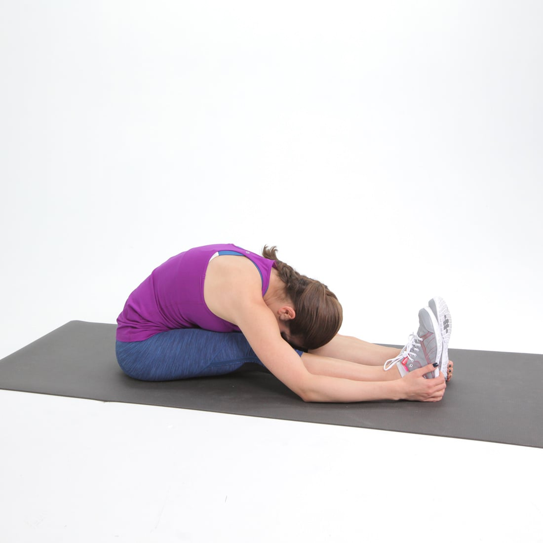 Forward Bend With Rounded Back