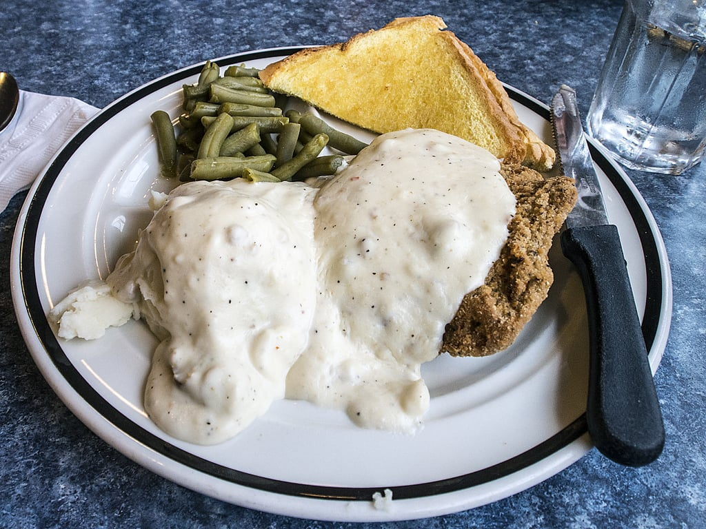 how to cook chicken fried steak