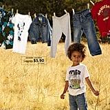 H&M Summer 2008 Line For Kids