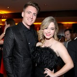 Pretty Little Liars Star Sasha Pieterse Welcomes First Child With Husband Hudson Sheaffer