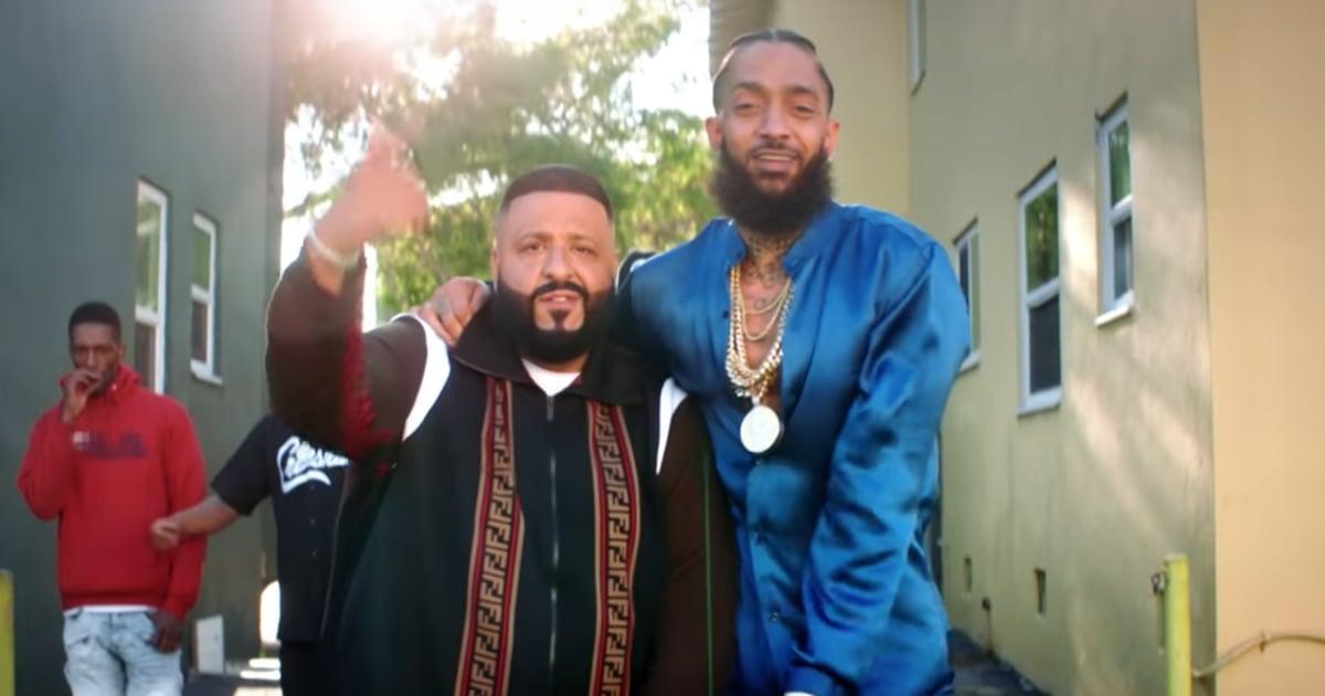 DJ Khaled and Nipsey Hussle