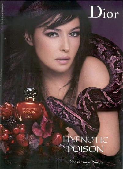 Monica Bellucci for Dior's Hypnotic Poison
