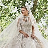 Kika Mourad's Elie Saab Wedding Dress