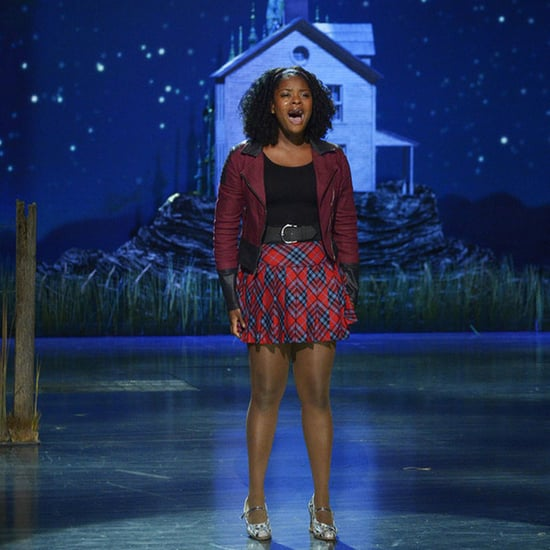 """Shanice Williams Sings """"Home"""" in The Wiz Live 