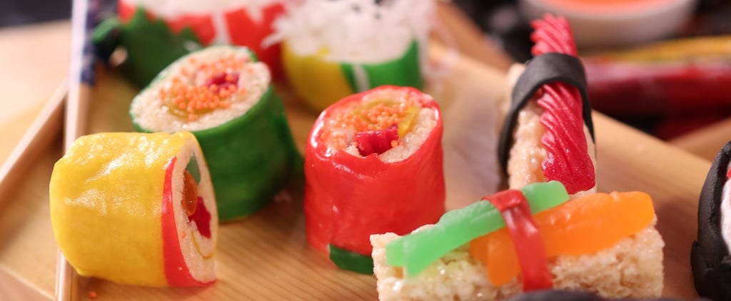 There's Nothing Fishy About Sweet Sushi Candy